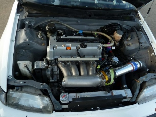 Muscle car engine 5