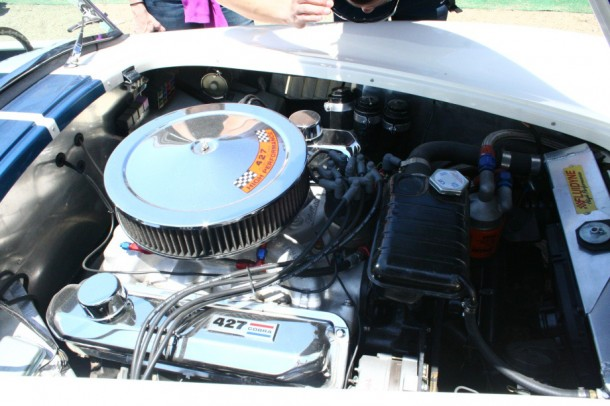 Muscle car engine 9