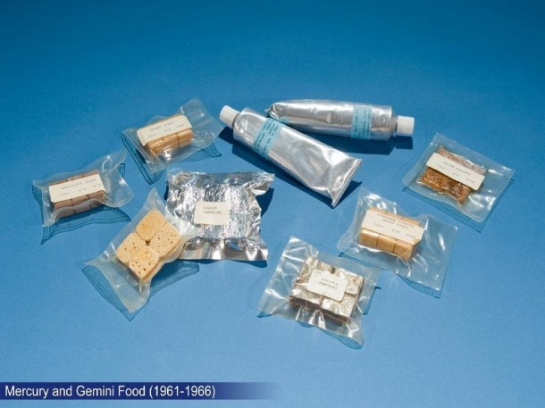 NASA's Space Food – Half Century 7