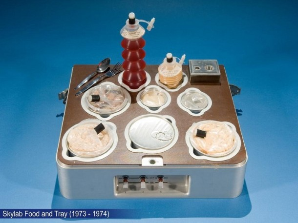 NASA's Space Food – Half Century 9