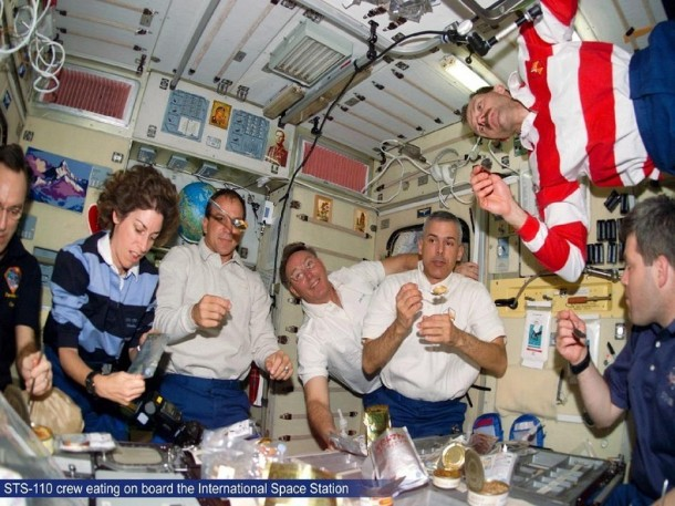 NASA's Space Food – Half Century 10