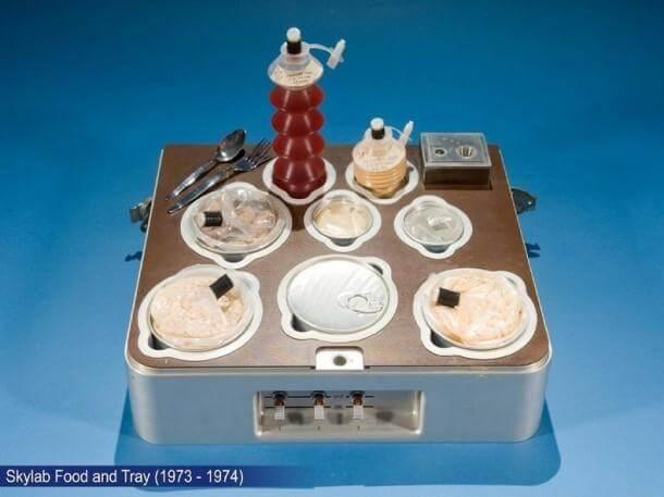 NASA's Space Food – Half Century 9