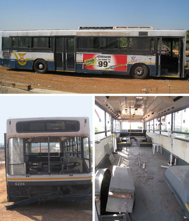 One would never have imagined a useless transport bus changed into a luxury home-1