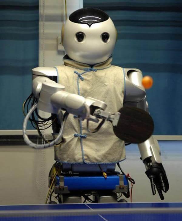 Table Tennis and Robotics 2