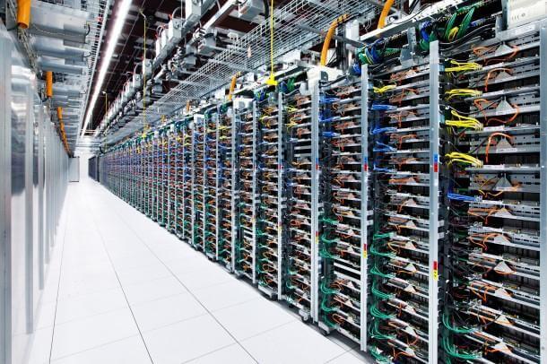 Take a Look – Google Data Centre 11