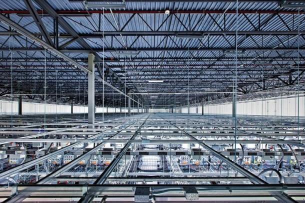 Take a Look – Google Data Centre 3