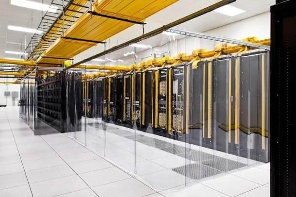 Take a Look – Google Data Centre 4