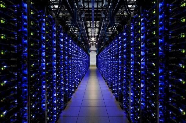 Take a Look – Google Data Centre 7
