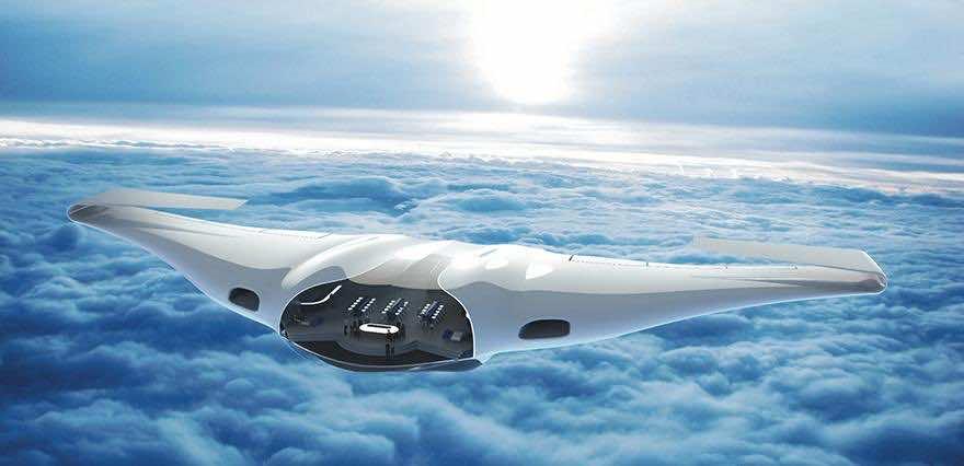 The Horizon Modular Airplane System 2