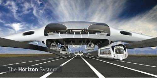 The Horizon Modular Airplane System 4