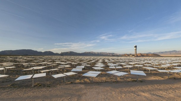 The Ivanpah Solar Facility-2