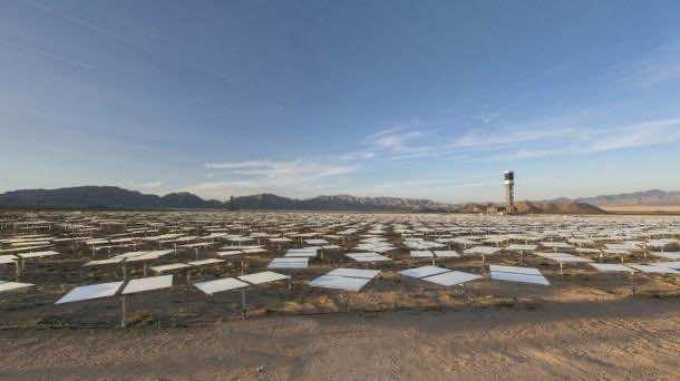 The Ivanpah Solar Facility-2