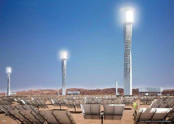 The Ivanpah Solar Facility-3