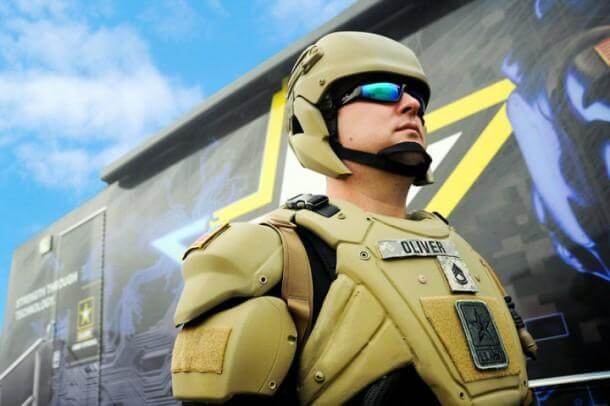 US Military bringing Iron Man to Life 3