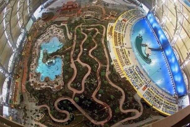 Welcome To Wonders of Man – Tropical Island Resort 2