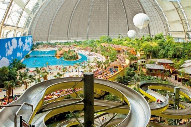 Welcome To Wonders of Man – Tropical Island Resort 4