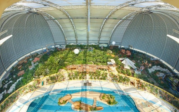 Welcome To Wonders of Man – Tropical Island Resort 5