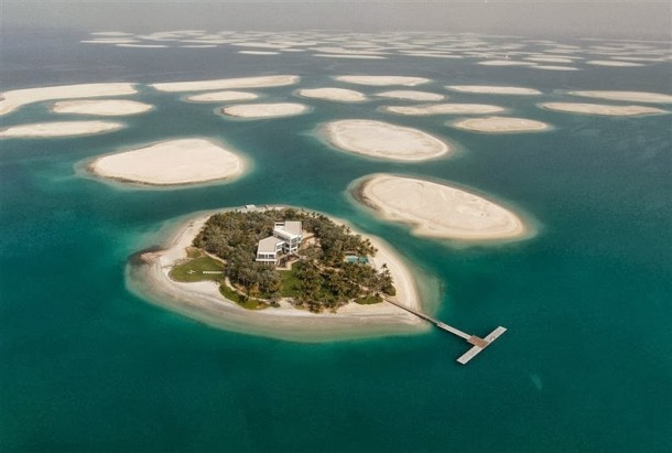 Welcome to Dubai – The World Islands 2