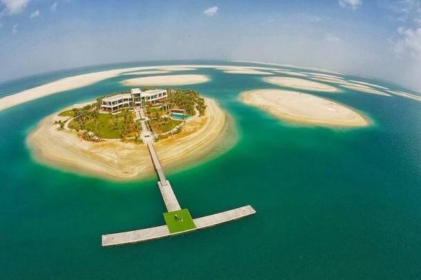 Welcome to Dubai – The World Islands 4
