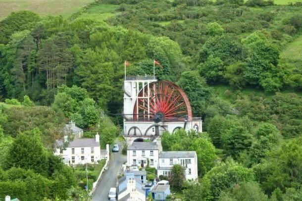 Wonders of Engineering – The Laxey wheel 2