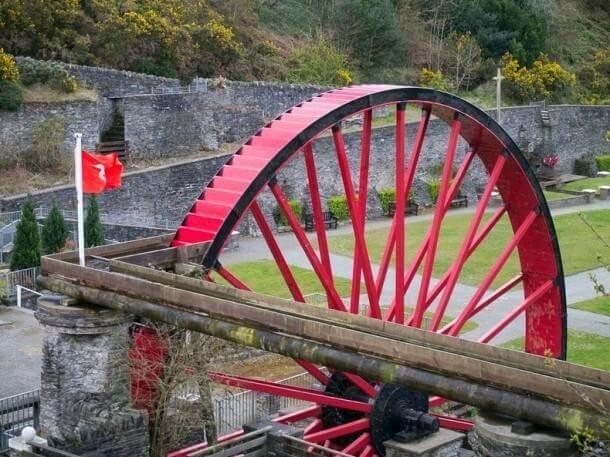 Wonders of Engineering – The Laxey wheel 4