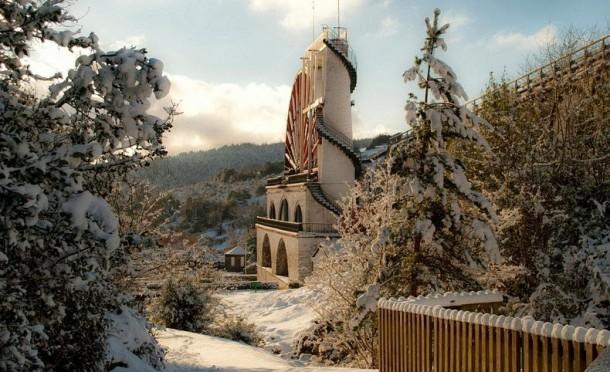 Wonders of Engineering – The Laxey wheel 5