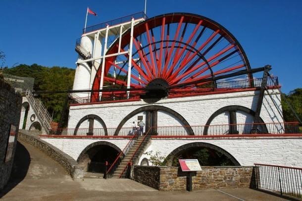 Wonders of Engineering – The Laxey wheel 6