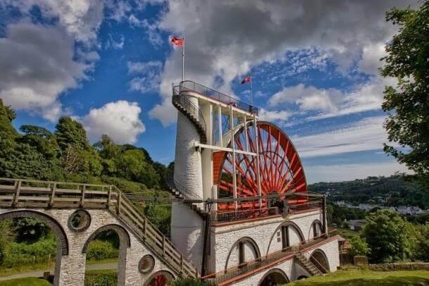 Wonders of Engineering – The Laxey wheel