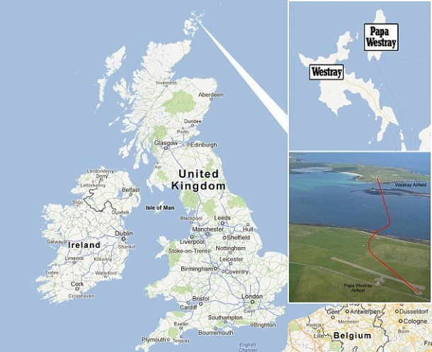 World's Shortest Commercial Flight is Just 47 Seconds Long-2
