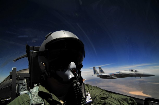 airforce cockpit