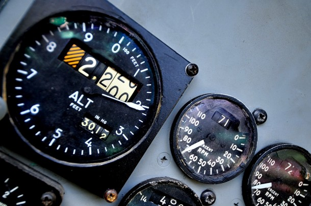 airforce gauge