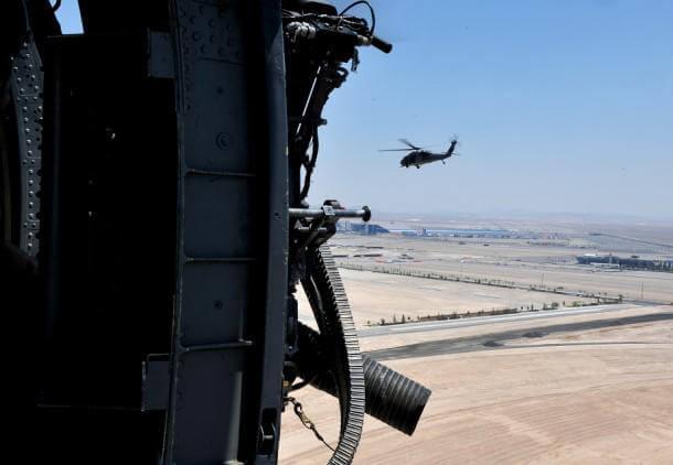 airforce heli gun