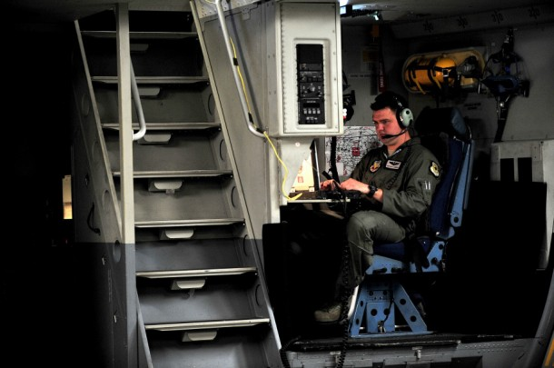 airforce operator