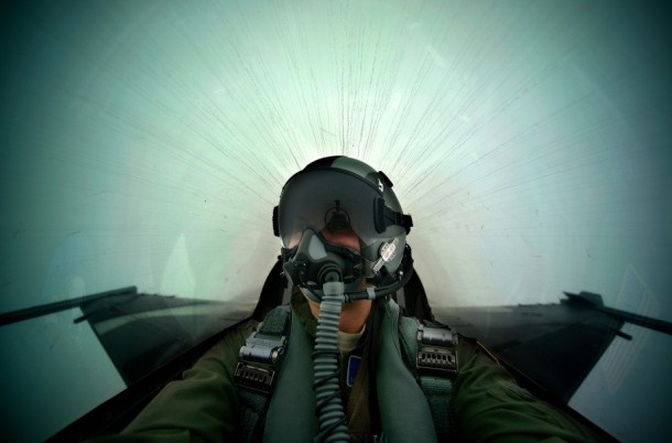 airforce pilot self