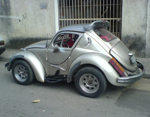 car modification fails 23
