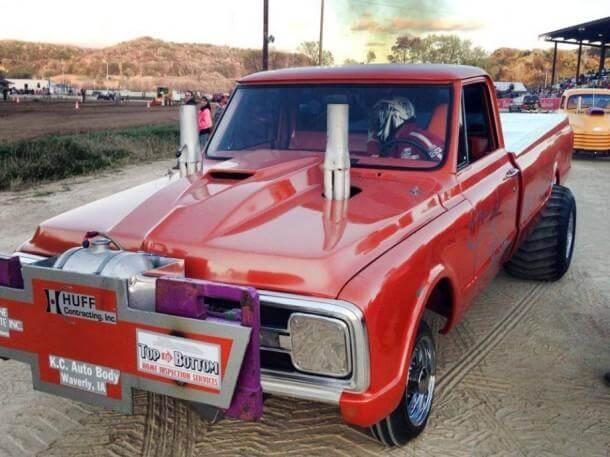 dirt vehicle