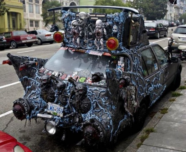 insane car modification 8