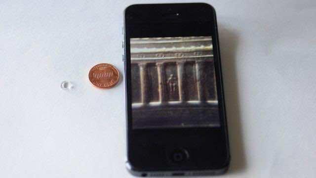 Turn Iphone Camera Into Microscope