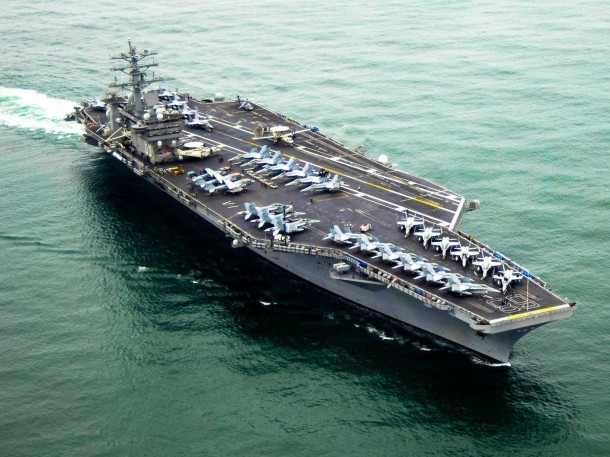 navy-carrier-strike-group-rerouted-for-possible-help-in-syria