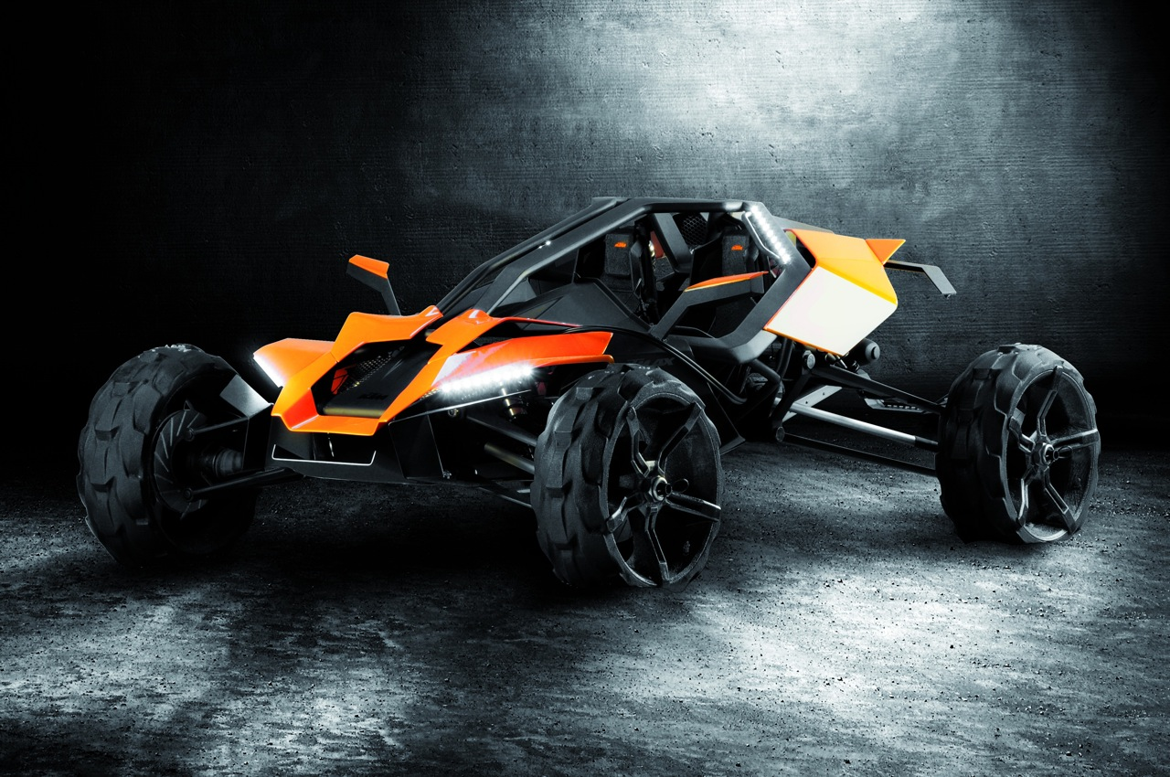 Design Your Own Car >> Odd and Cool Off-Road Vehicles On Steroids [Photos]