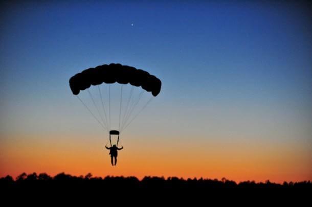 pilot parajump