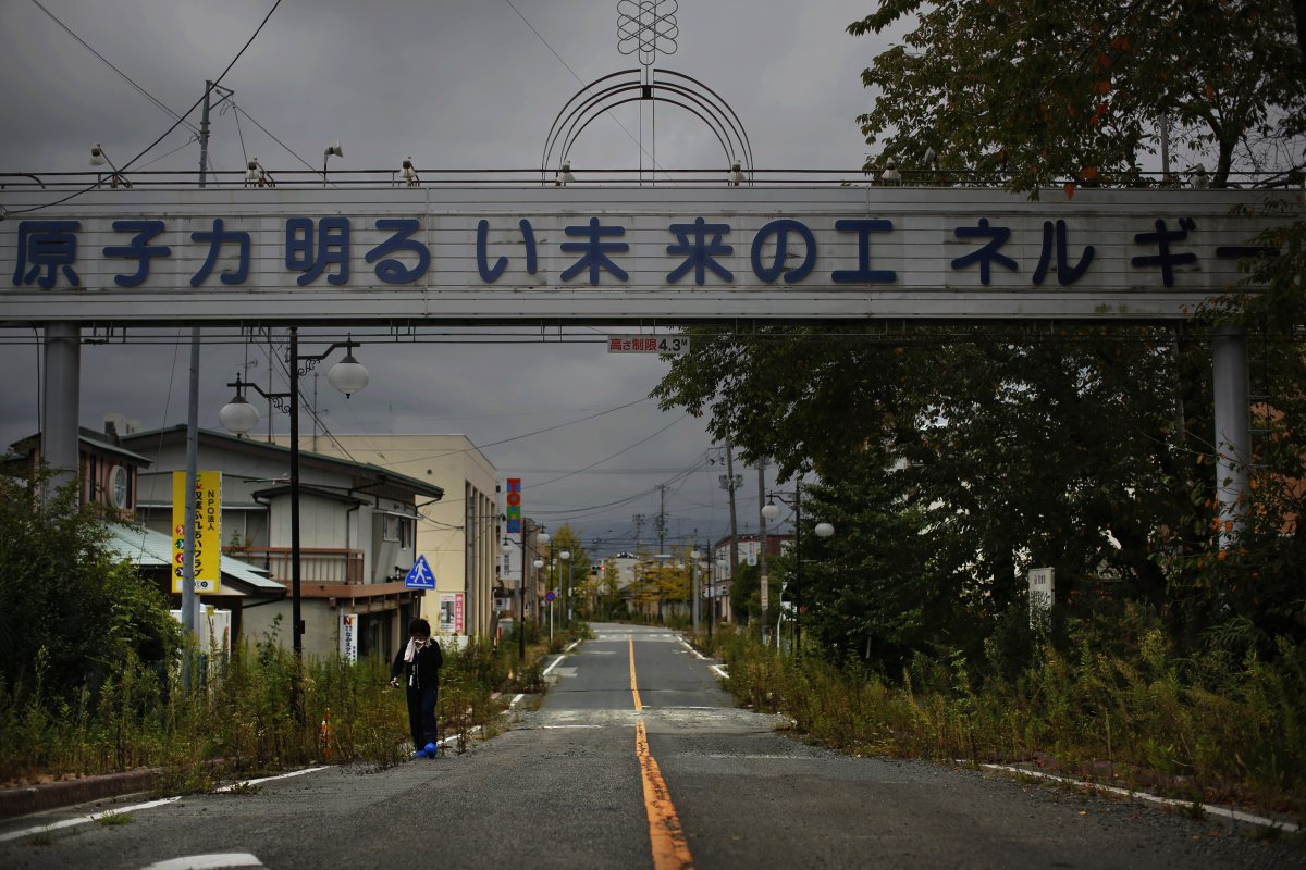 These Images Of Fukushima Nuclear Disaster Look Straight Out Of A Horror Movie