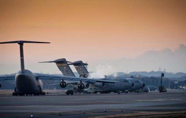 transport aircraft 09