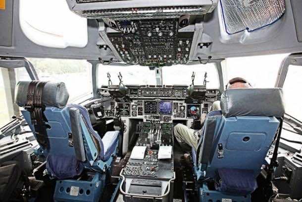 transport aircraft 098