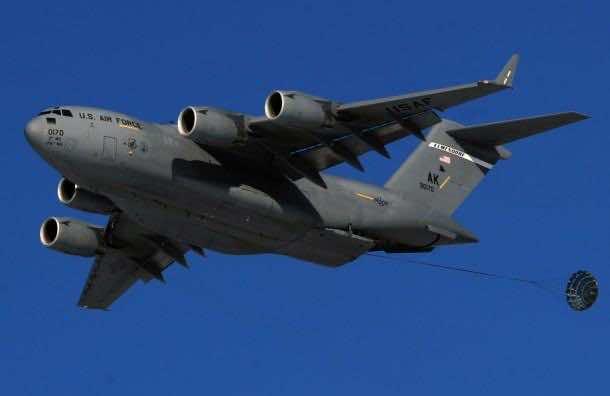 transport aircraft 67