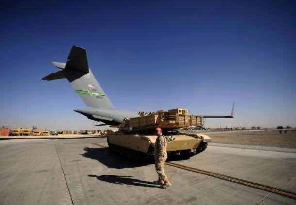transport aircraft 98