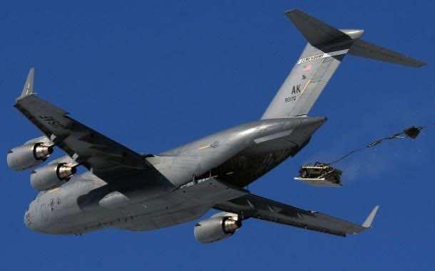 transport aircraft h