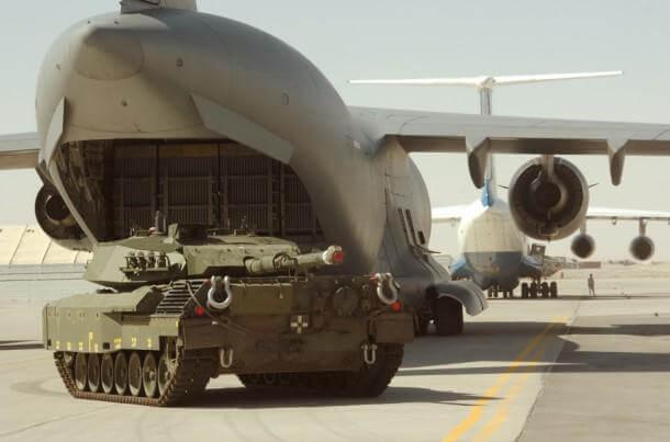 us cargo aircraft