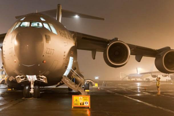 us cargo aircraft 89