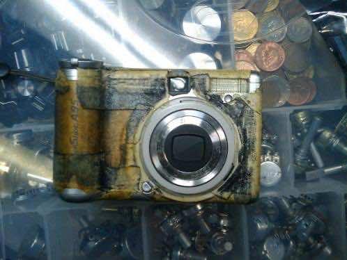 13. Ugly Digital Camera